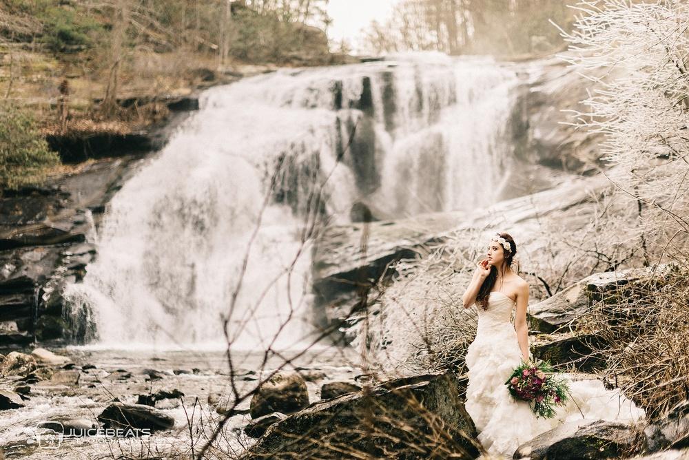 Waterfall Bridal