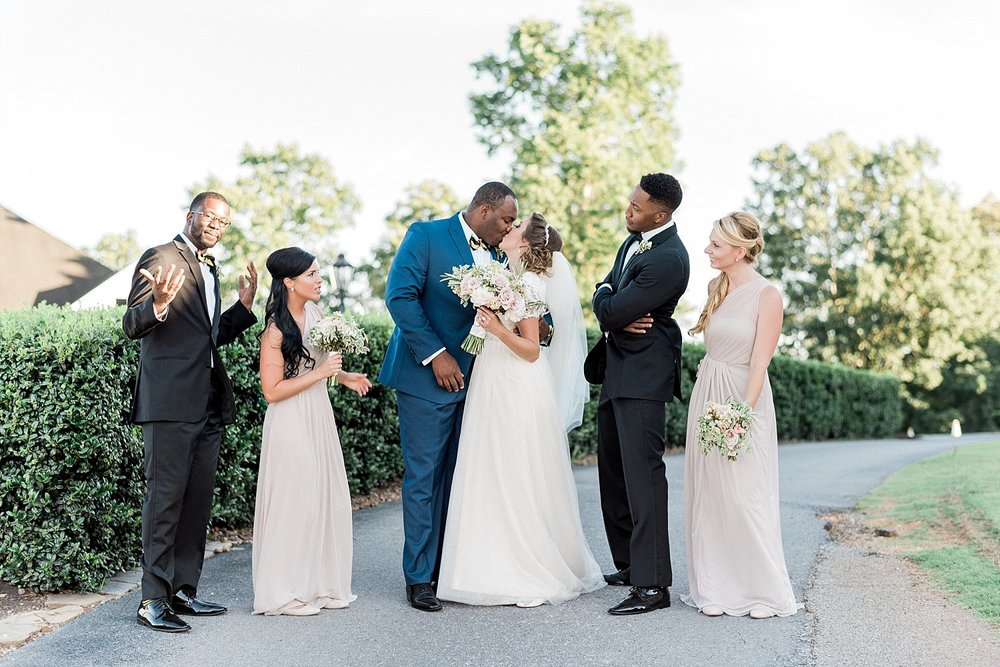 intimate-wedding-whitestone country inn-knoxville wedding photographer | Whitney + Joshua