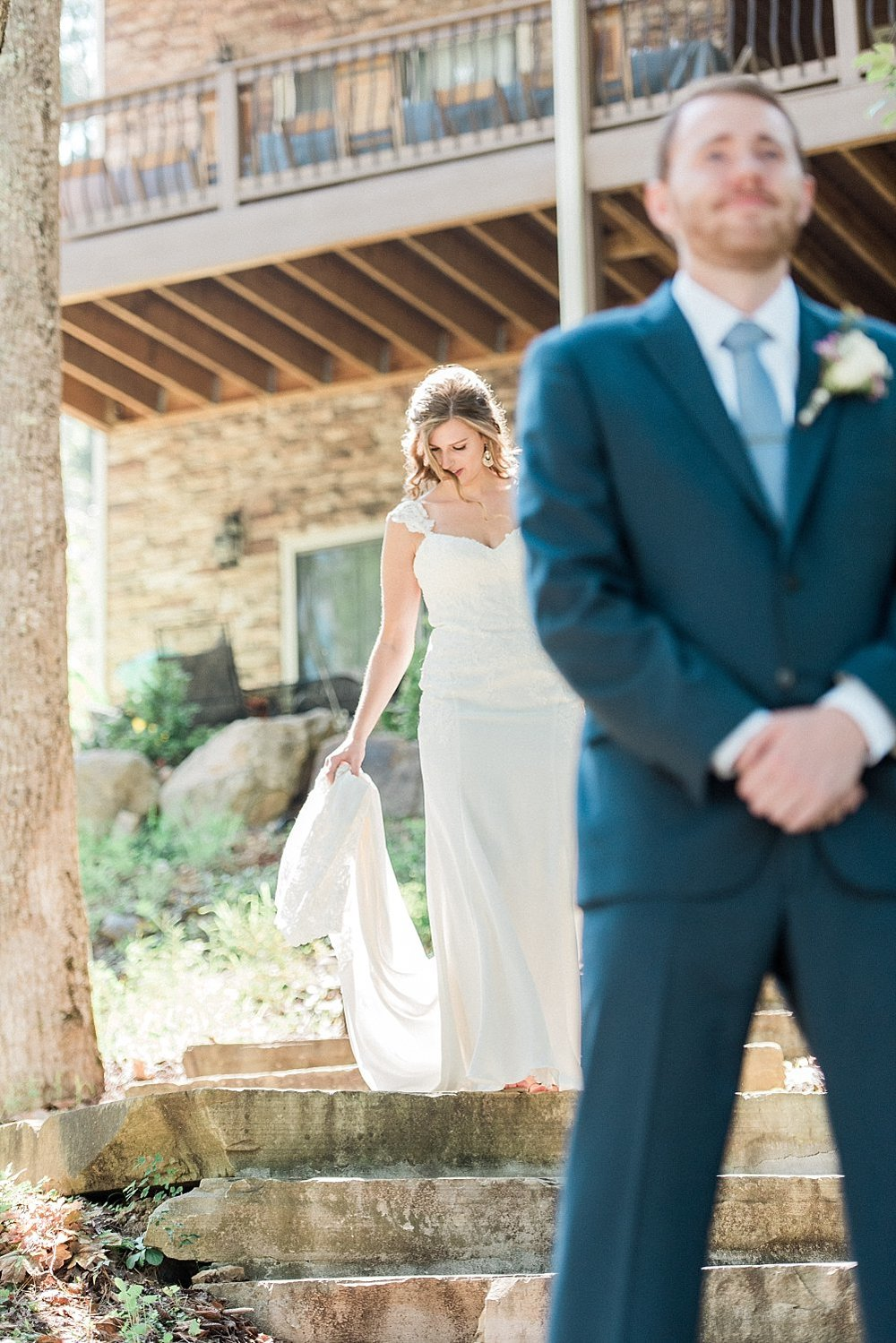 romantic-lakeside-wedding-Norris Lake Tennessee | Amber + Nathan - Knoxville Wedding Photographer