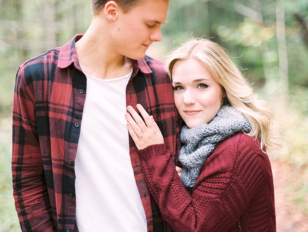 Smoky Mountain Engagement | Gatlinburg Photographers | Knoxville Wedding Photography