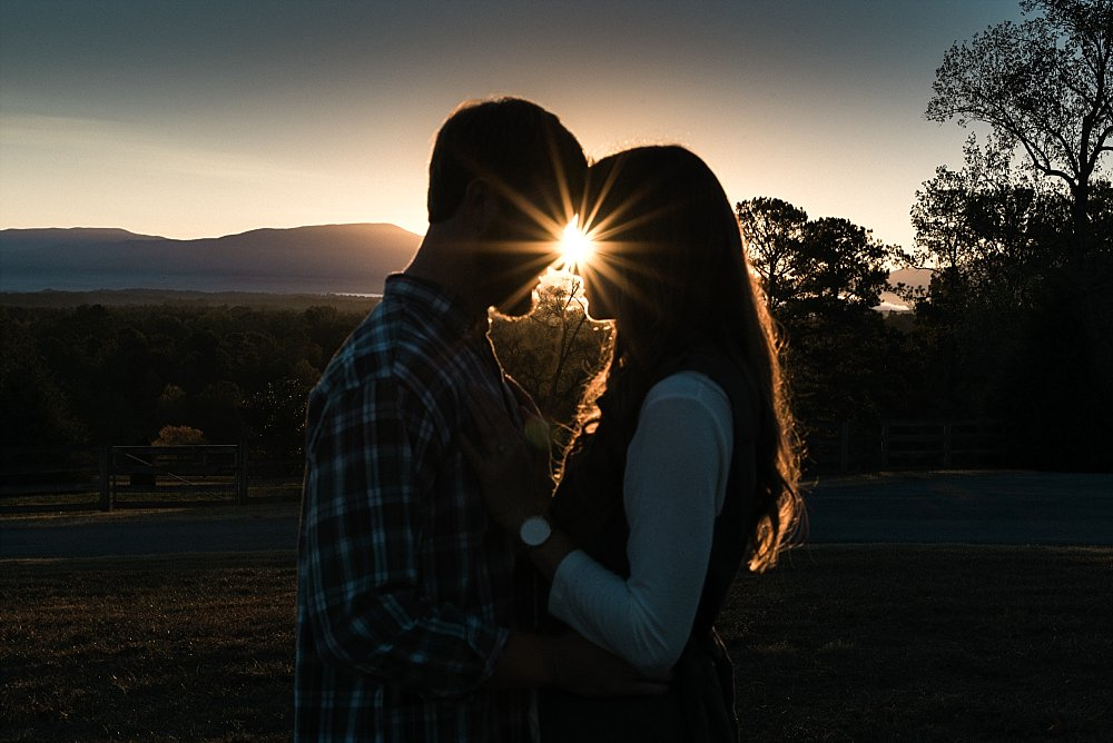 Sunrise engagement | Dalton GA wedding photographer | photographer knoxville tn | Wedding photography | Juicebeats Photography