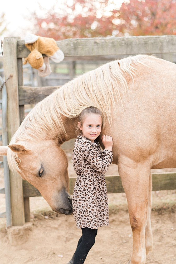 The Stables at Hunter Valley Farms | Knoxville Family Photographer