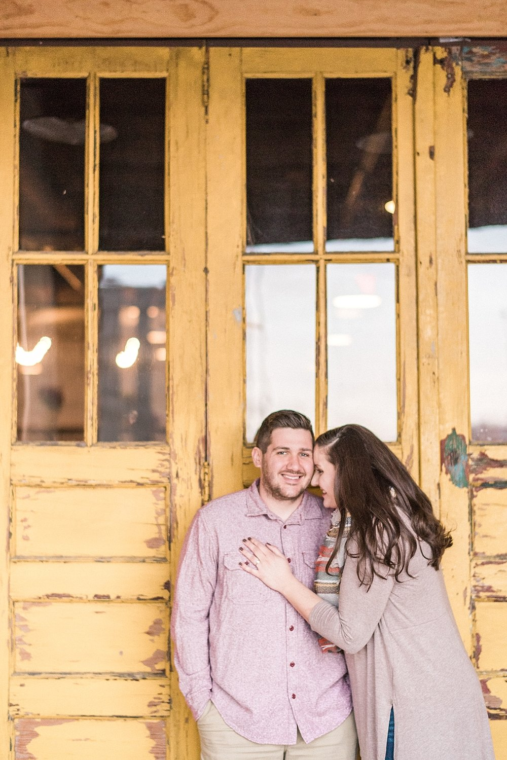 Top places to do engagements in downtown Knoxville | Juicebeats Photography | Knoxville Wedding Photographer | The Standard Knoxville
