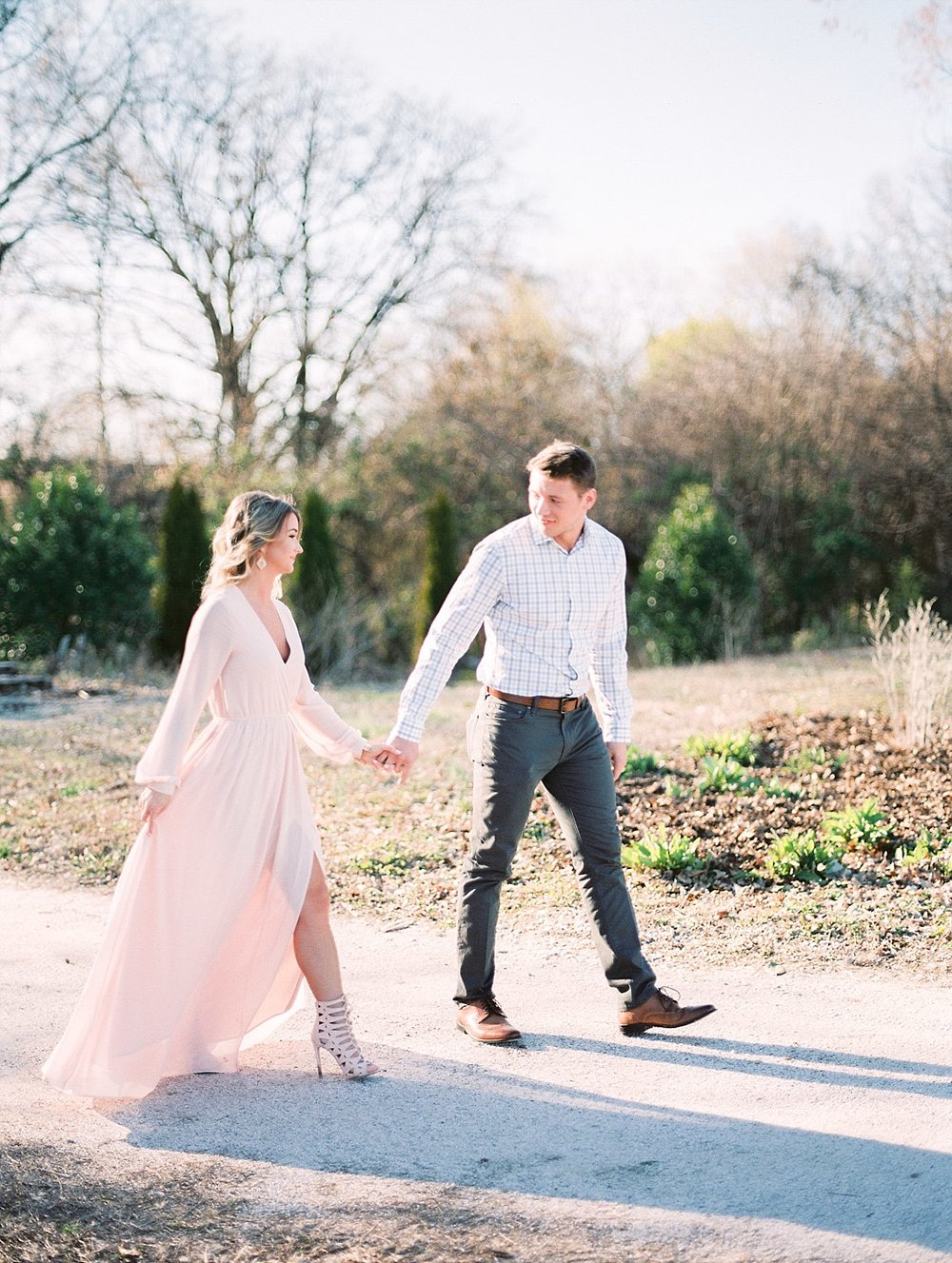 Knoxville Botanical Garden Engagement | Knoxville Wedding Photographer | Juicebeats Photography | Knoxville Engagement