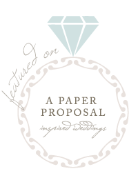 A Paper Proposal | Knoxville Wedding Photographer | Juicebeats Photography