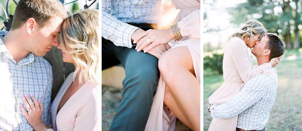 knoxville botanical gardens engagement | knoxville wedding photographer | juicebeats photography