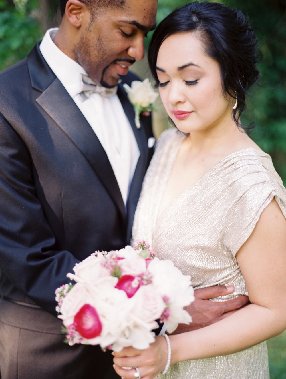ijams nature center wedding - knoxville wedding photographer - juicebeats photography