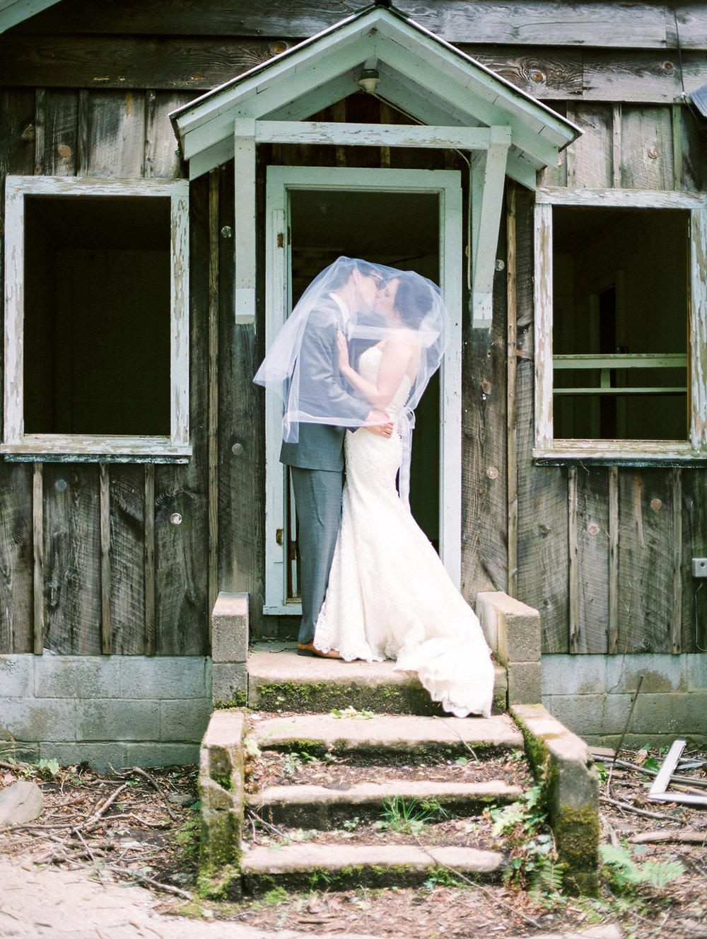 spence cabin wedding - knoxville wedding photographer