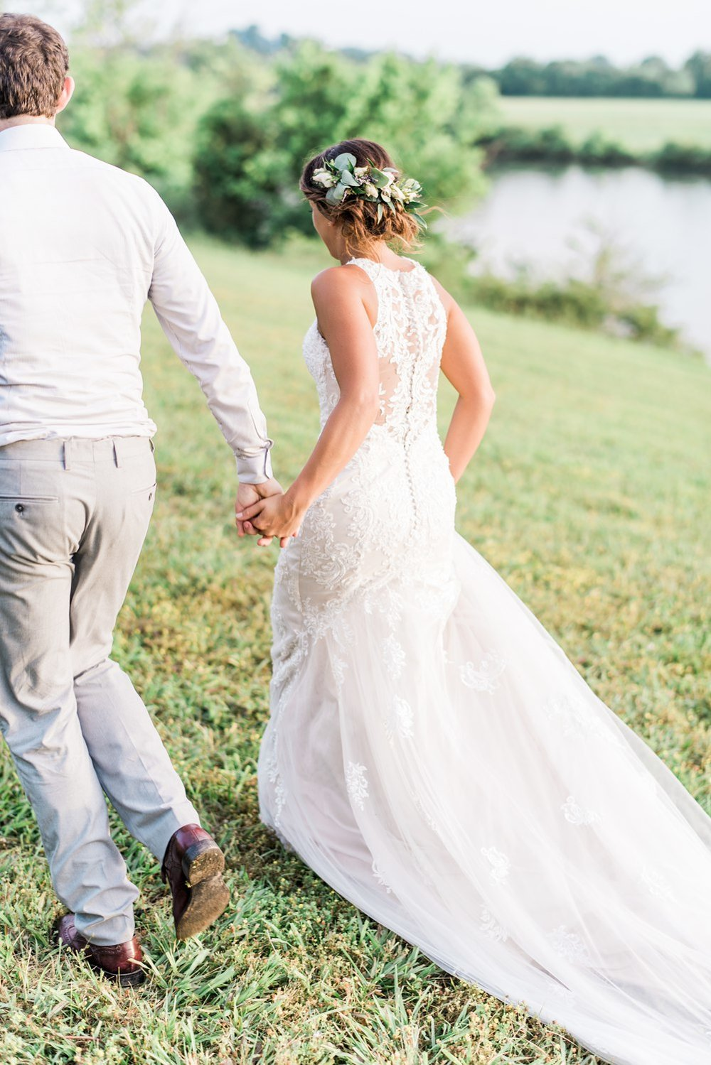 rivershackfarmwedding - alisha&evan | knoxville wedding photographer