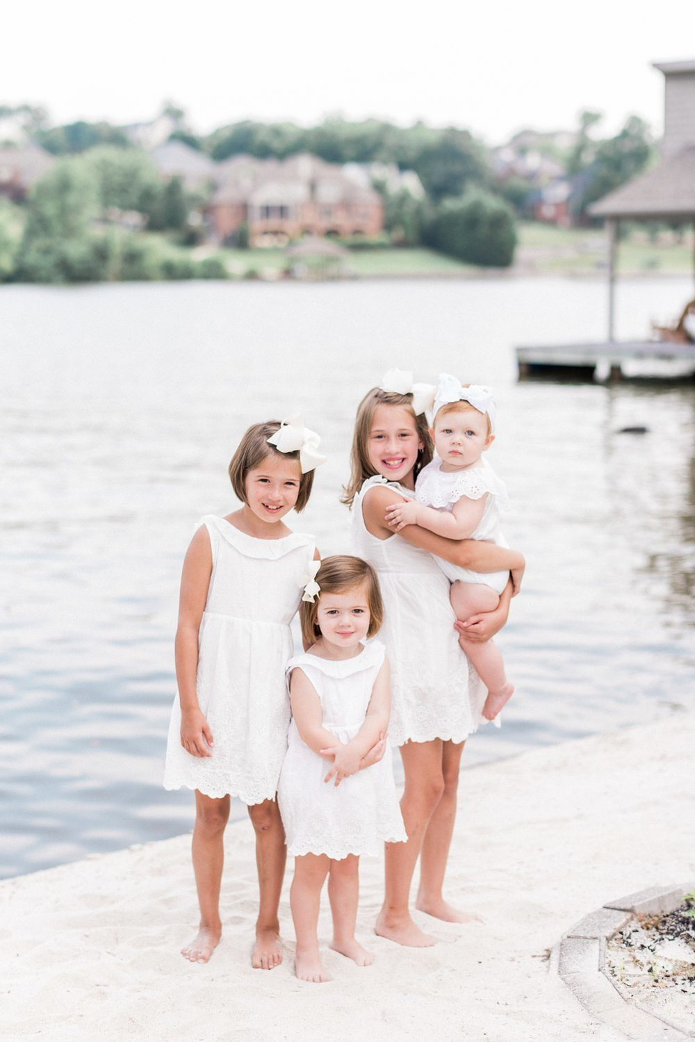 knoxville family photographer | lake loudon | knoxville beach