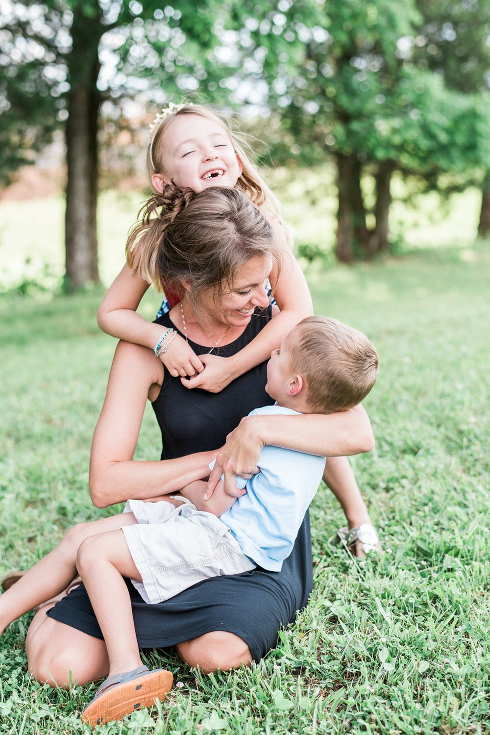 knoxville family photographer | the barn at cedar ridge