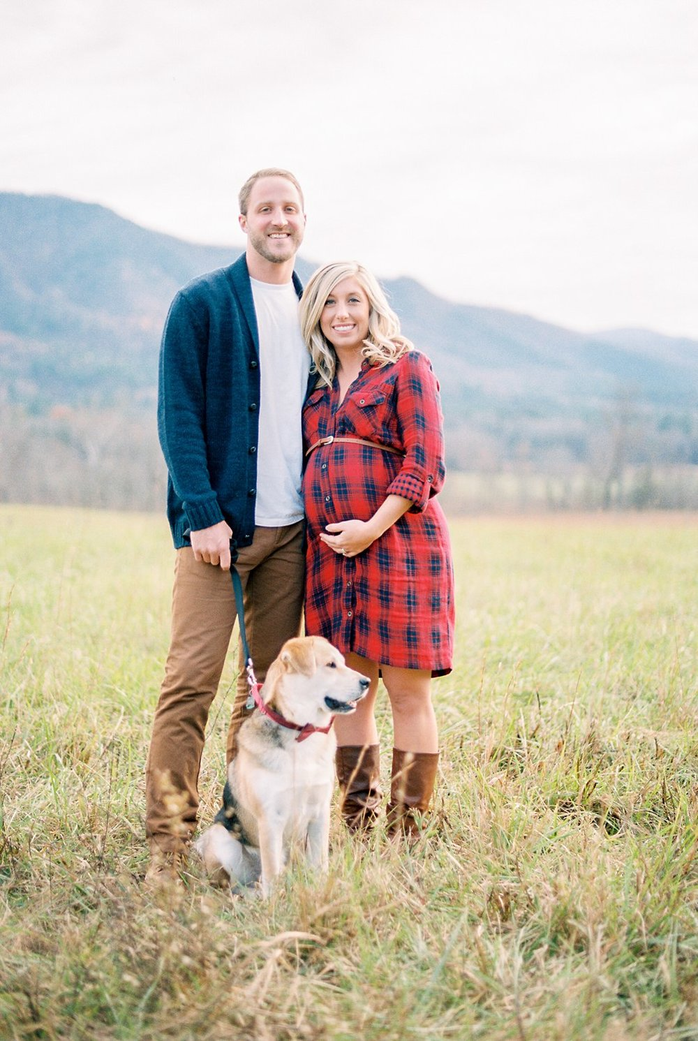 Cades Cove Maternity | Great Smoky Mountains Photographer