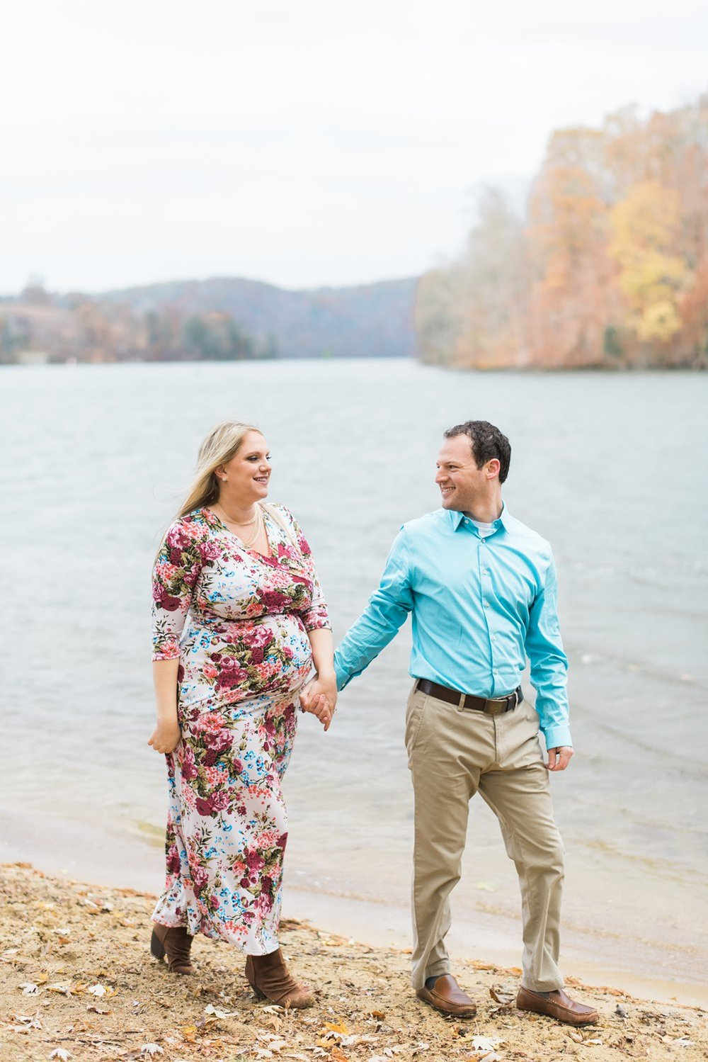 Melton Hill Park Maternity | Knoxville Photographer