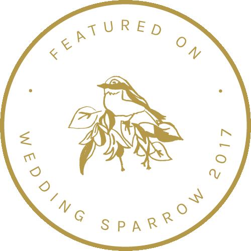 Wedding Sparrow Featured Wedding | Jessica & Andrew | Walnut Hill Farm