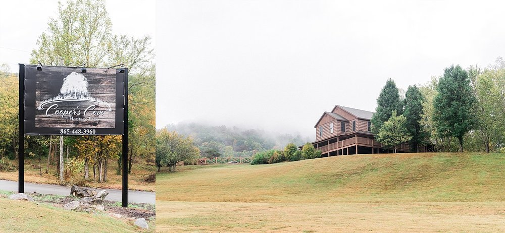 Coopers Cove at Heritage Park Wedding |Tennessee | Megan & Cody