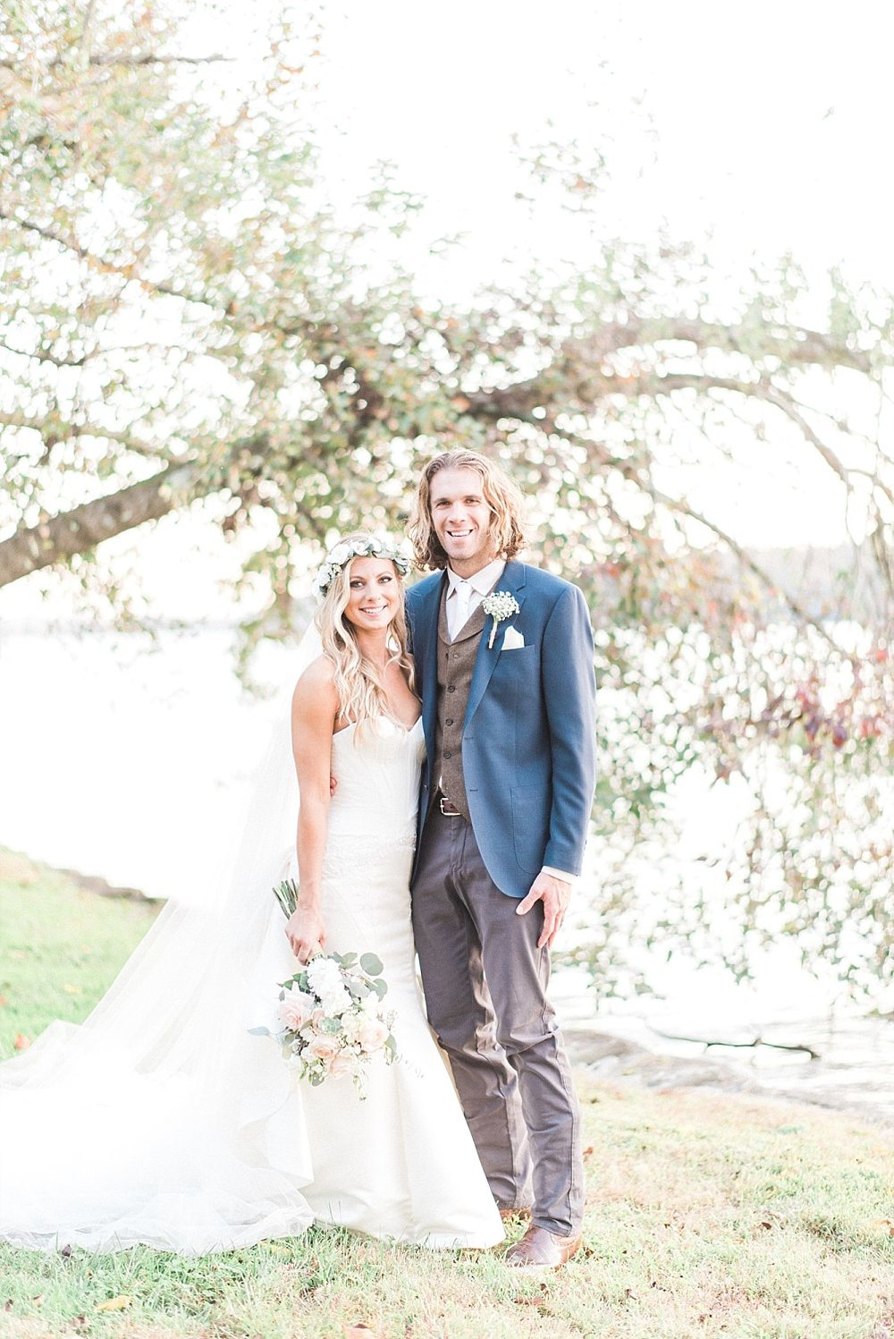 Sun Dance Farm Wedding in the sunset garden_Kelsie&Daniel