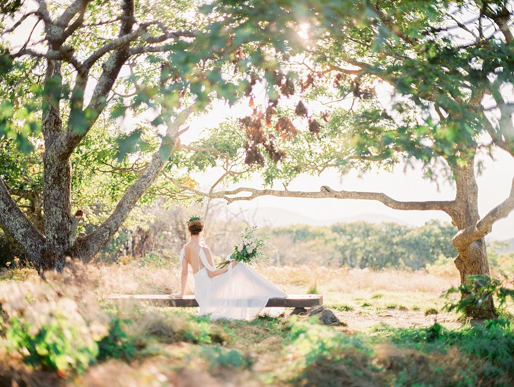GRECIAN GODDESS BRIDAL :: ASHEVILLE, NC  EDITORIALS