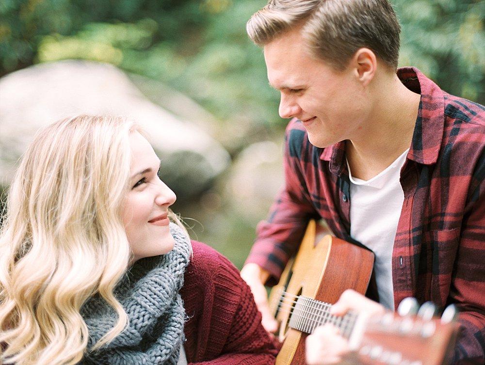 Elkmont & Spence Cabin :: Olivia & Austin   Engagements
