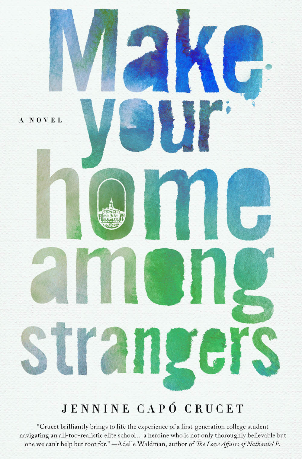 Order Make Your Home Among Strangers