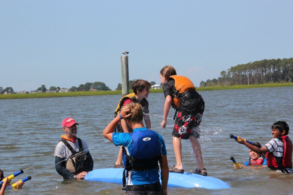 Savannah sea kayak sprouts training1.jpg