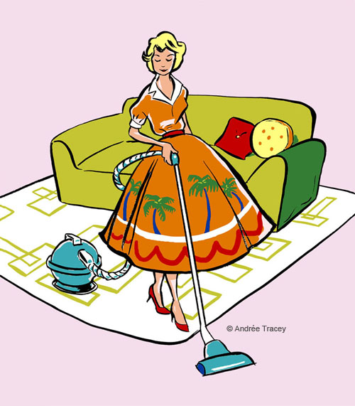"""""""Vacuuming"""""""
