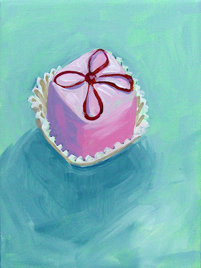"""""""Pink Truffle"""""""