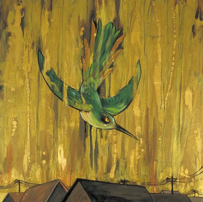 """Gilded Hummingbird"""