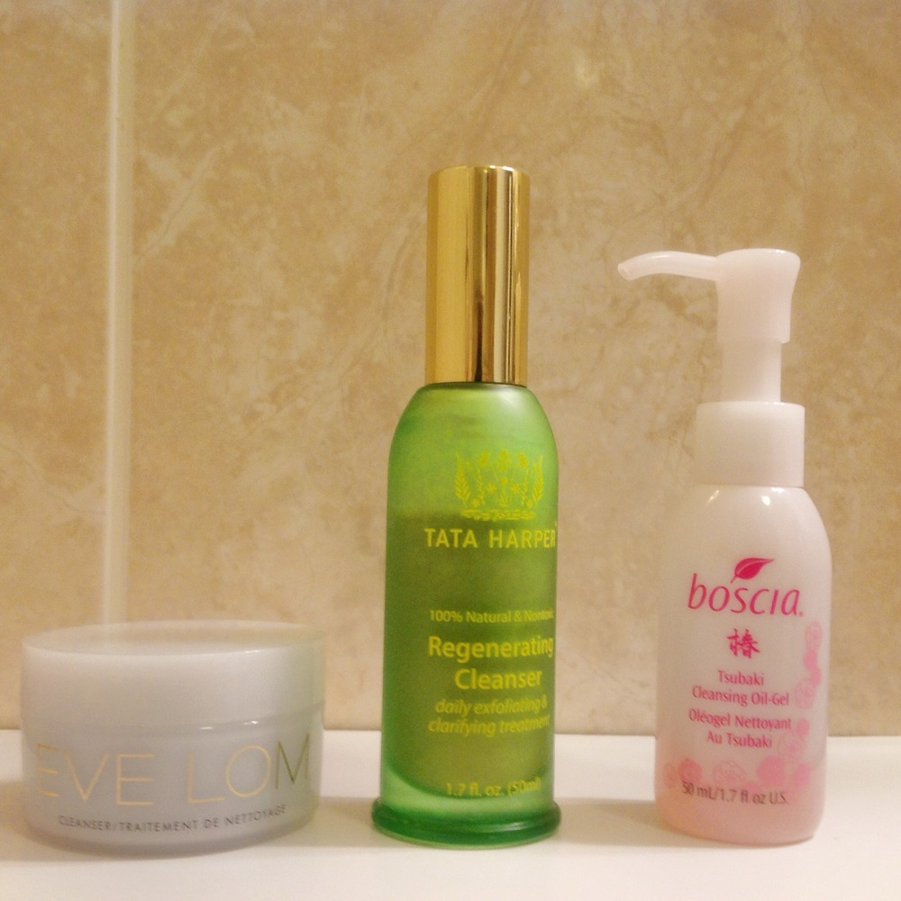 3 Cleansers for Oily Skin.JPG