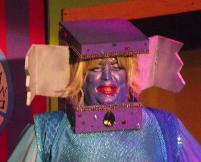 Genie Box Headpiece