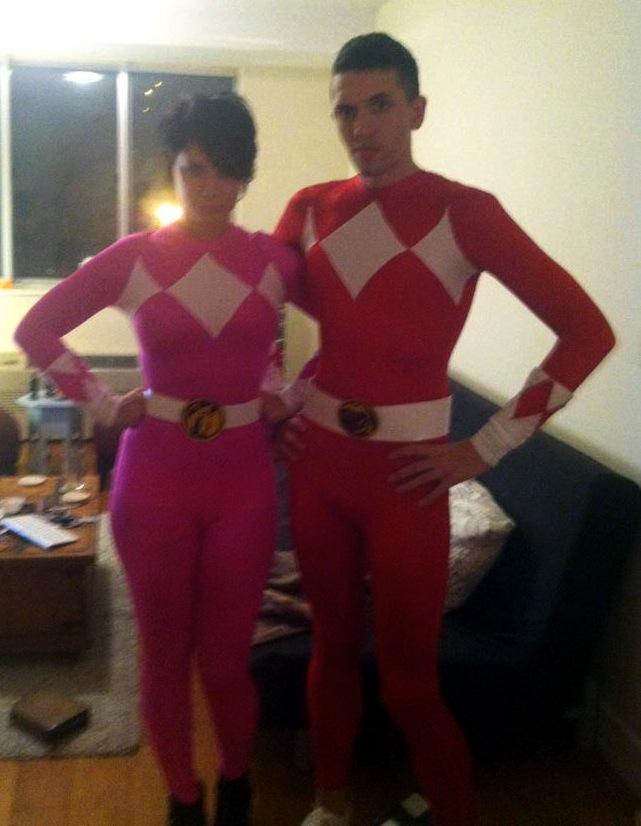Power Rangers Catsuit