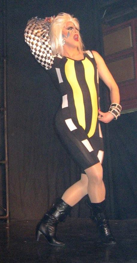Race Themed Bodysuit