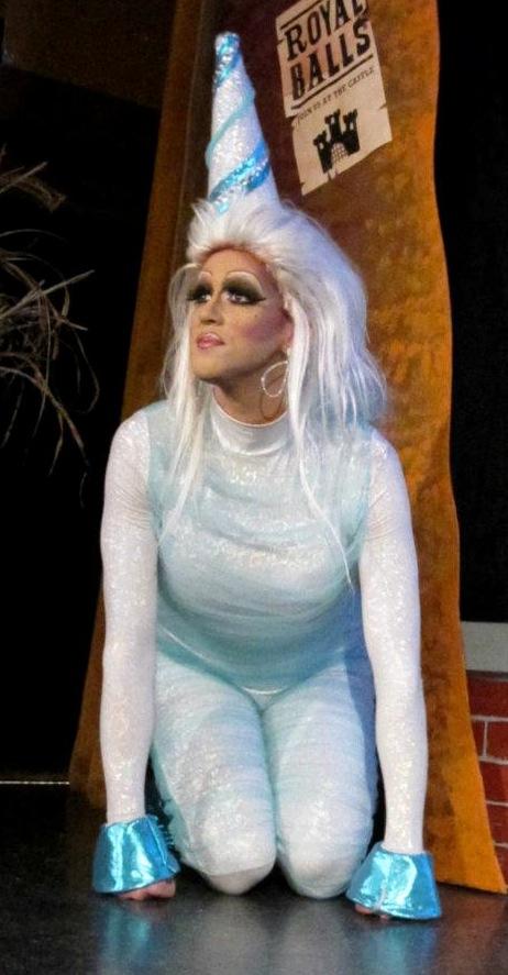 Unicorn Bodysuit and Wig