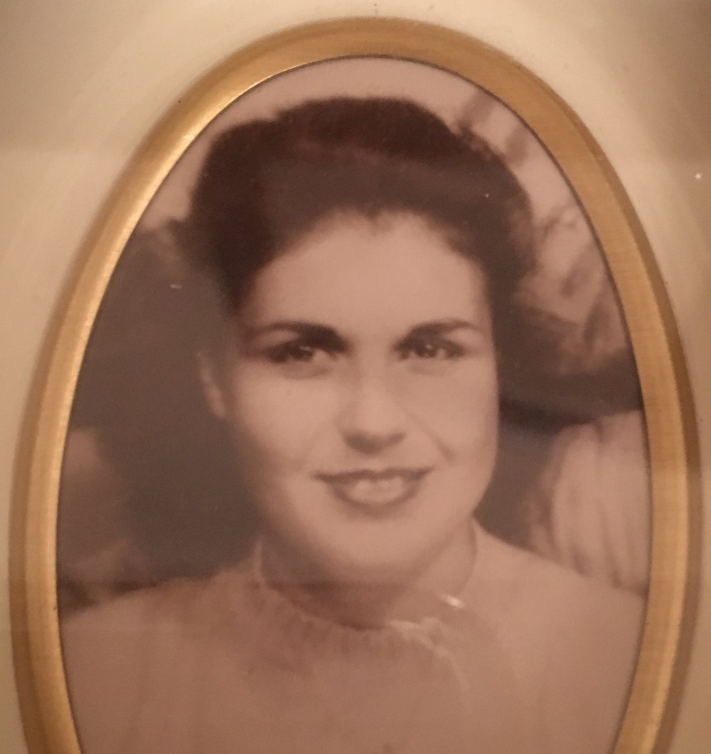 Lucy Johnson, my grandmother