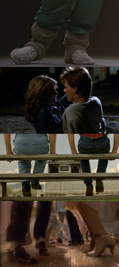 moviesinframes: Footloose, 1984 (dir. Herbert Ross)