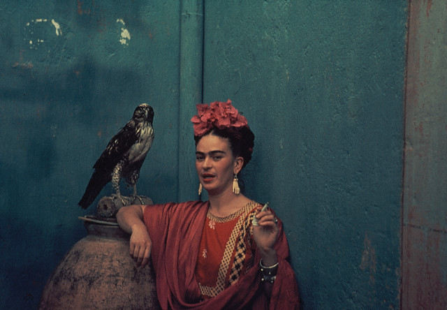 I'll always have something for frida…