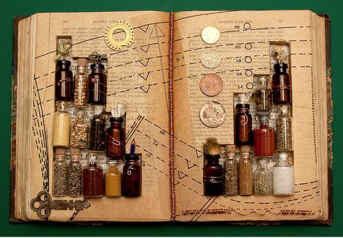 (via book-aesthete) On an alchemist journey