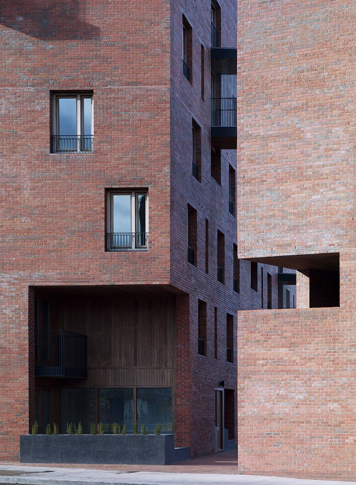 theabsolution :     Timberyard Social Housing / O'Donnell + Tuomey Architects