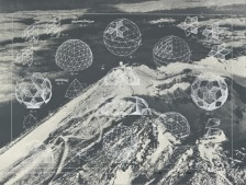 (via The Bay Area Thanks Buckminster Fuller for Geodesic Domes 1333686908-sfmoma-fuller-06-laminargeodesic-1000x752 – QUEST)