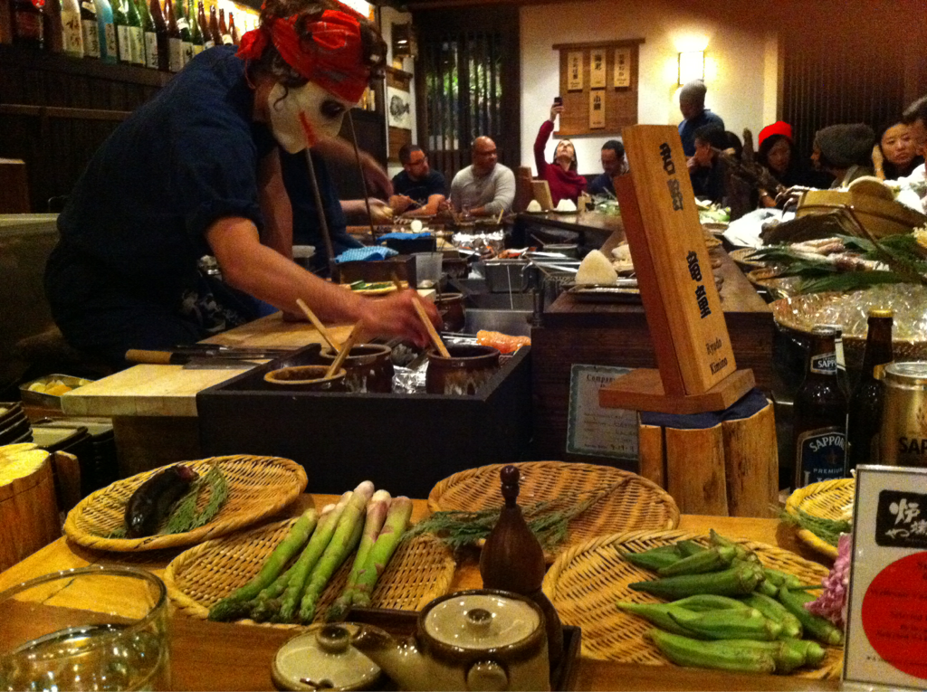 The best Japanese restaurant I've ever eaten! Such a ceremony! Thanks you NY!