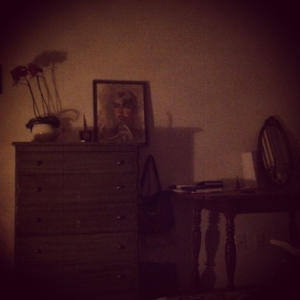 Chez moi finalement (Taken with  instagram )