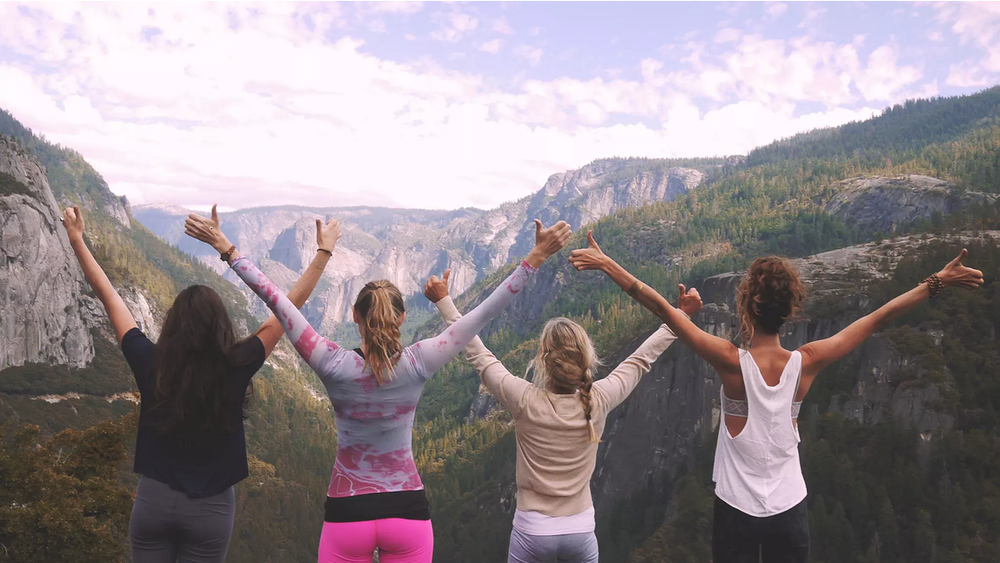 Yosemite Yoga