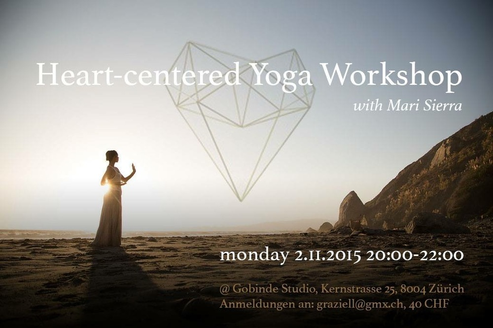 Heart Centered Yoga