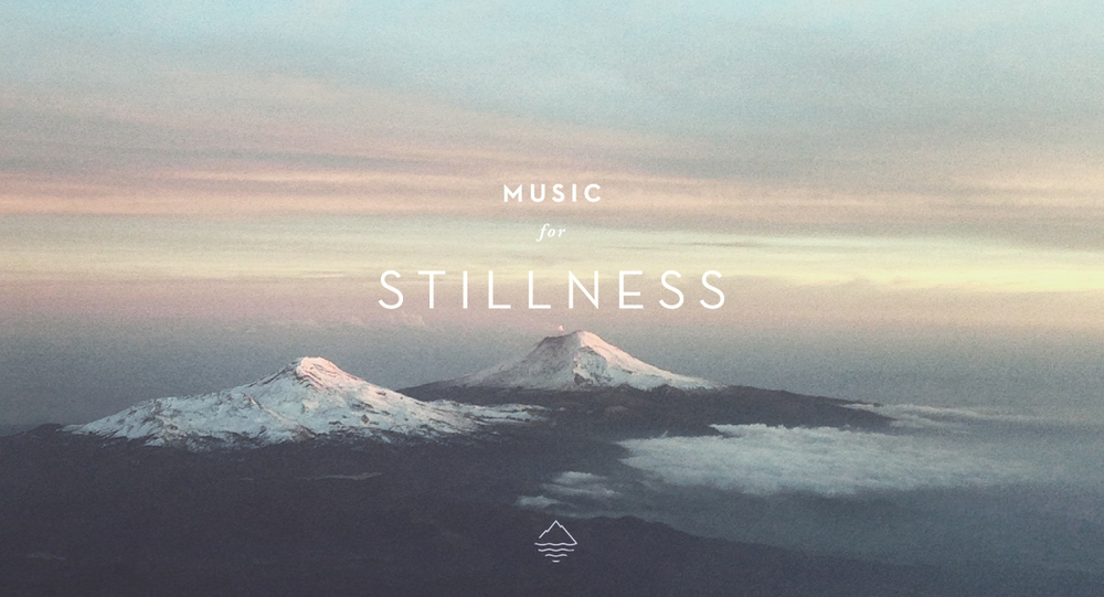 Music for Stillness