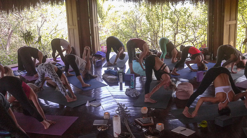 La Mar Yoga Retreat, Sayulita 2016