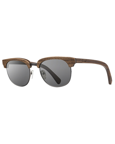 9e38db0d38 Shwood Eyewear - Eugene - Walnut Silver Grey — Glide Surf Co