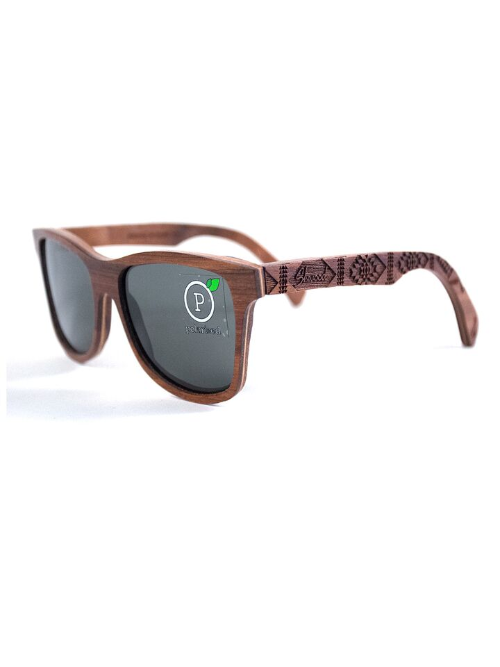 7959c14e42 Shwood x Pendleton - Canby Walnut Polarized Sunglasses — Glide Surf ...