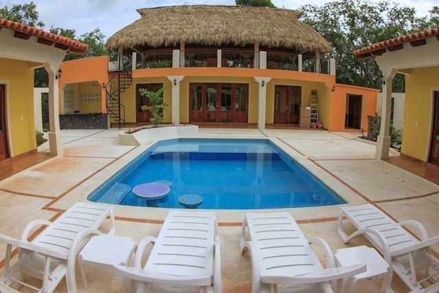 Retreat house in Nicaragua