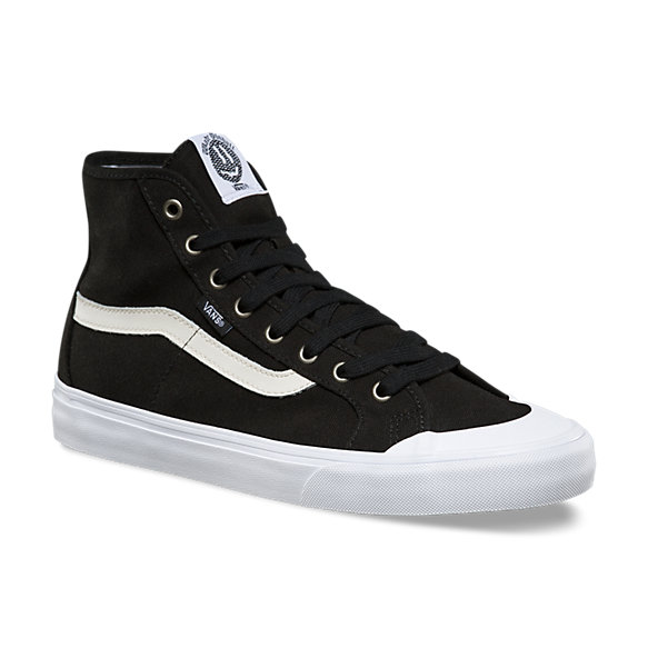 4699177d55 Vans - Black Ball Hi SF - Wade Goodall Black — Glide Surf Co