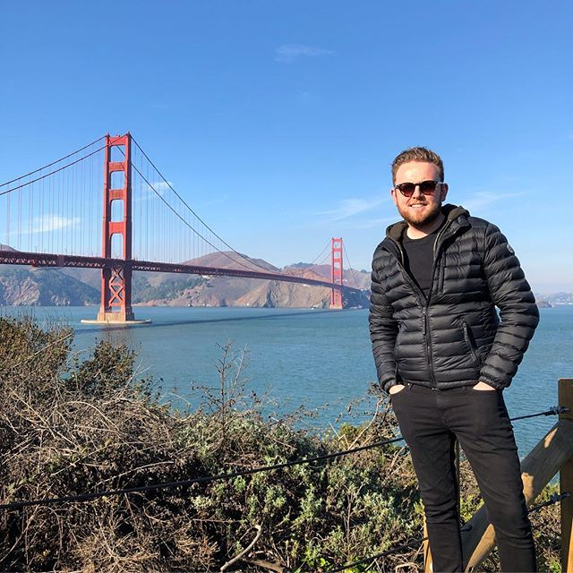 San Francisco done ✅  First weekend visiting California for some pre Xmas sun, seafood and sight seeing 🙌🏼 looking forward to the next trip already, just not sure where to! #sanfrancisco #goldengate #california #ustravel #alcatraz