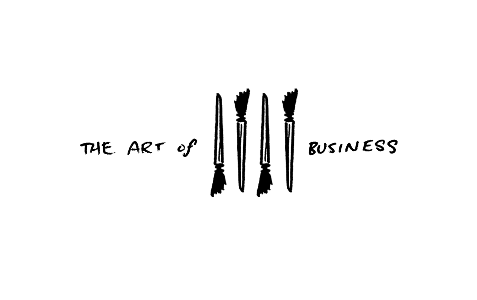The Art of Business by Daniel Patrick Simmons